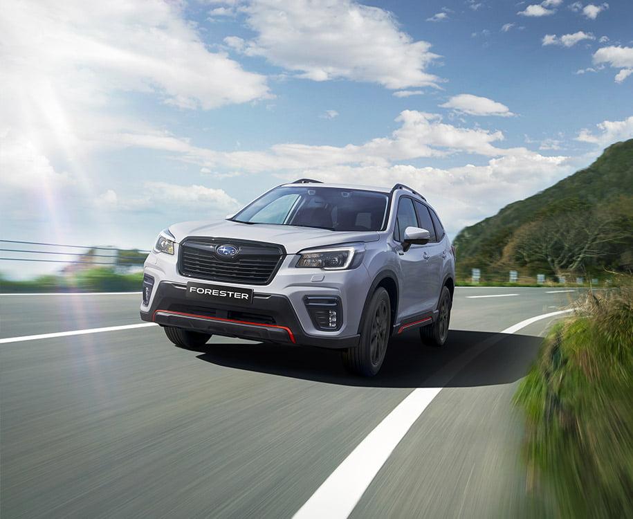 Il sistema ibrido Subaru